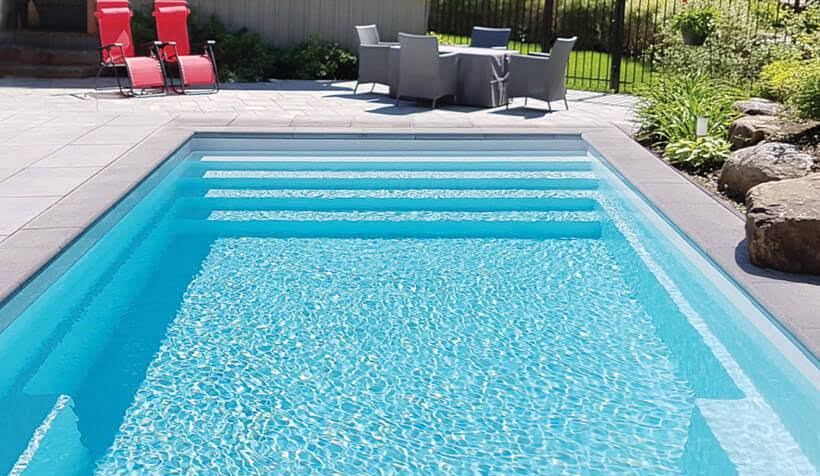 Fiberglass Pools Inground Swimming Pool Nautika Pools